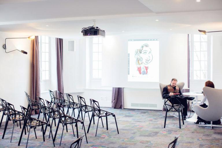conférence séminaire salons du peintre